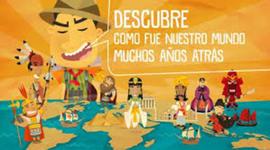 TRAS LOS PASOS DE LA INFANCIA Y LA ADOLESCENCIA timeline