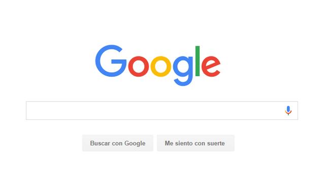 Motor de Busqueda de Google