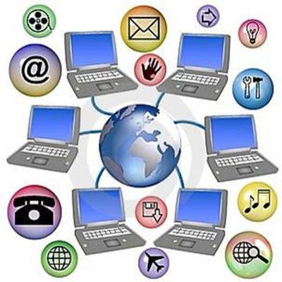 Historia de la información y de la comunicación timeline