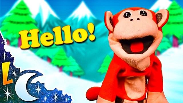 Saludo ¡HELLO!