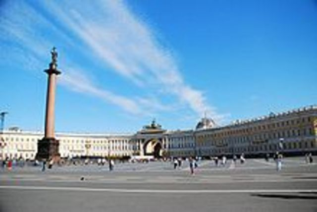 Establishment of St. Petersburg