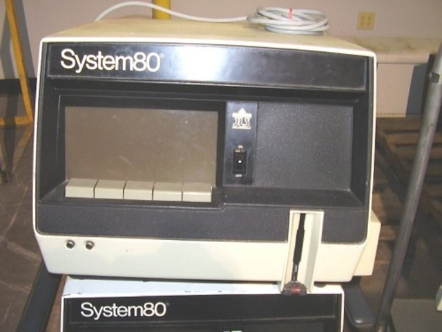 The Teaching Machine and System80