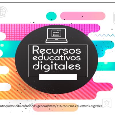 RECURSOS EDUCATIVOS DIGITALES (RED) timeline