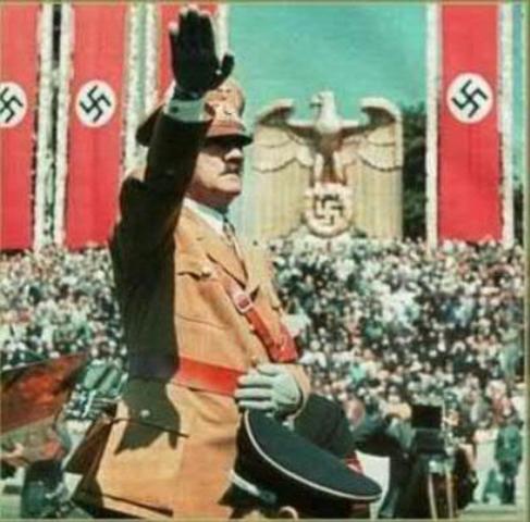 Nace el partido nazi con Adolf Hittler al frente