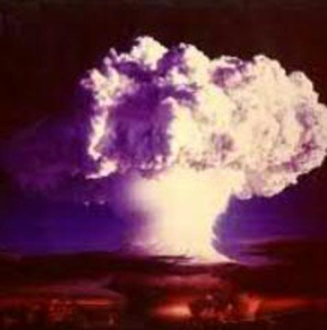 Primera reaccion nuclear artificial