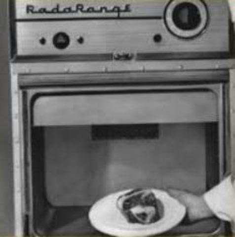 Descrubrimiento de las microondas