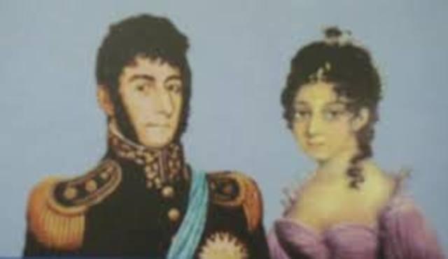 Casamiento de San Martin