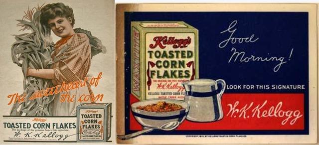 Cereal y Tapas de aluminio