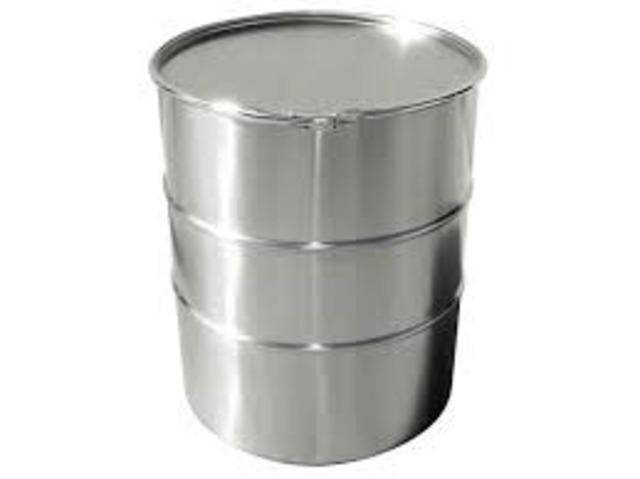Creación de envases compuestos y barriles de metal