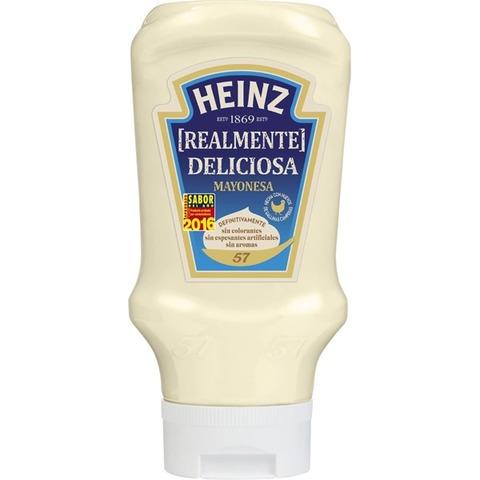 Envasado de mayonesa