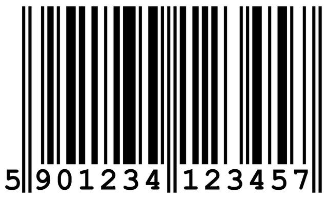Identificación con código de barras