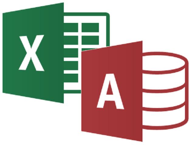 Microsoft Access y Excel