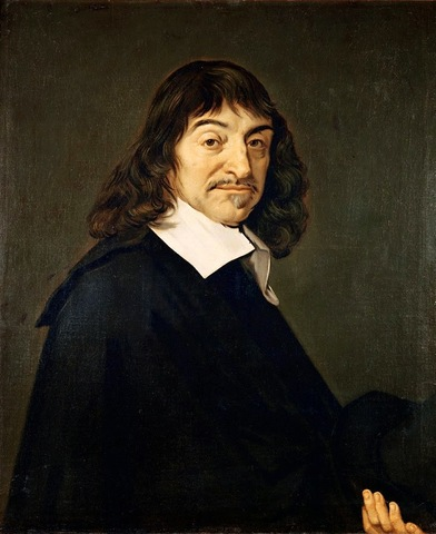 René Descartes  (Referente eje#1)