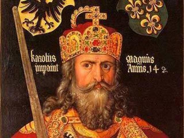 Imperio de Carlo Magno
