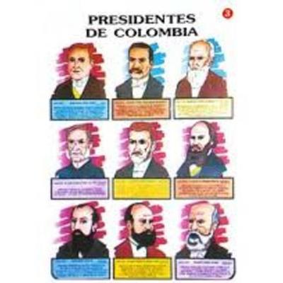 PRESIDENTES Y DESARROLLO EMPRESARIAL EN COLOMBIA  timeline