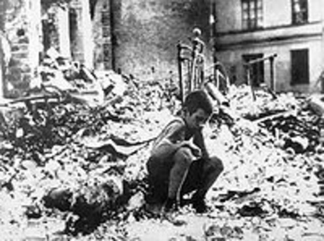 Bombing in Liverpool