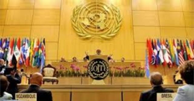 Organización Internacional del Trabajo,(OIT).