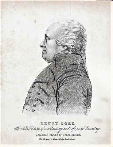 Henry Cort (1740- 23 de mayo de 1800)