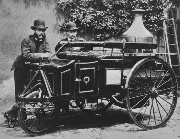 George Stephenson y su Primera línea ferroviaria