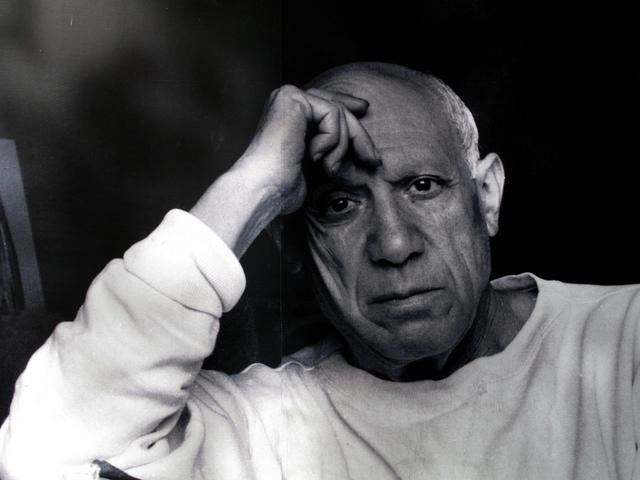 Pablo Picasso nace en 1881