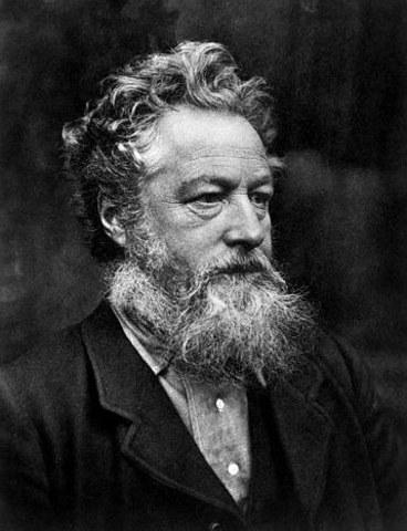 William Morris y sus textiles