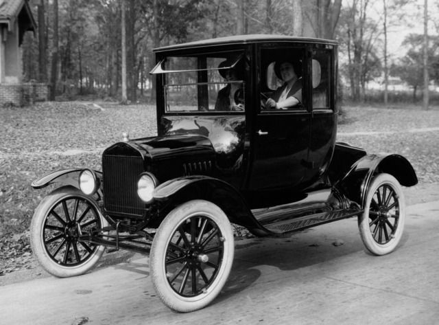 """Model T (""""Tin Lizzie"""") Henry Ford"""