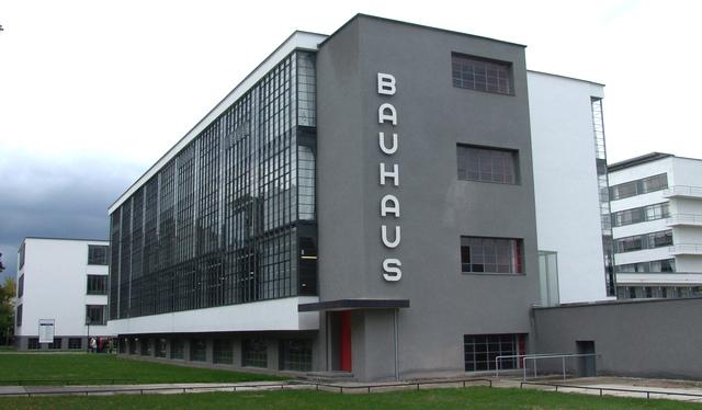 La Staatliche Bauhaus