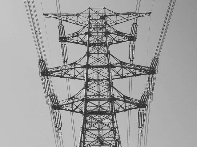 Electricity Pylon por Milliken Bros