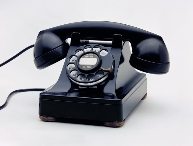 Modelo 302 teléfono de Henry Dreyfuss