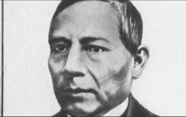 Benito Juarez.