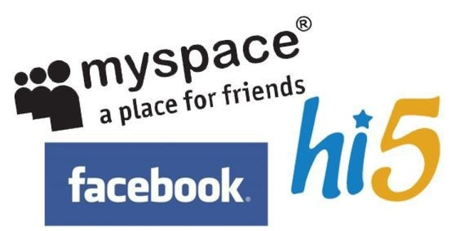 Nacimiento de redes sociales