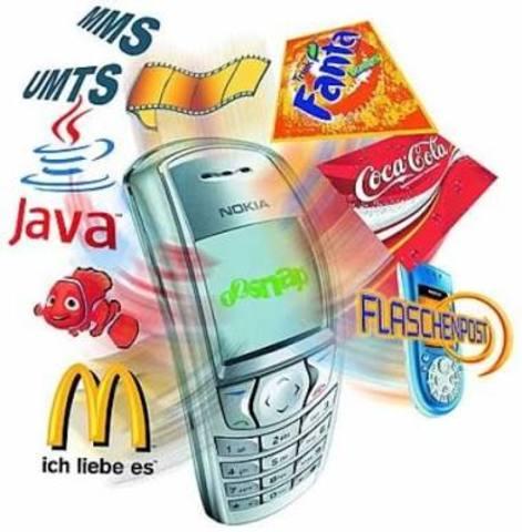 Publicidad en teléfonos móviles