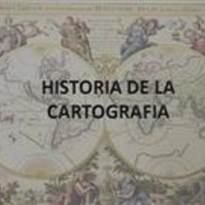 Evolución de la cartografía timeline