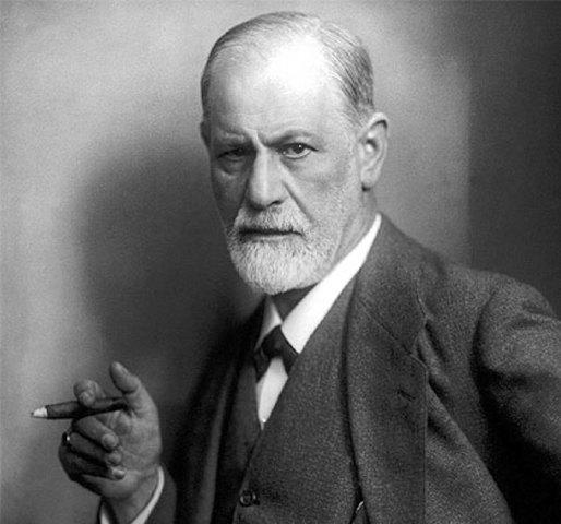 Sigmund Freud (1856 - 1939)