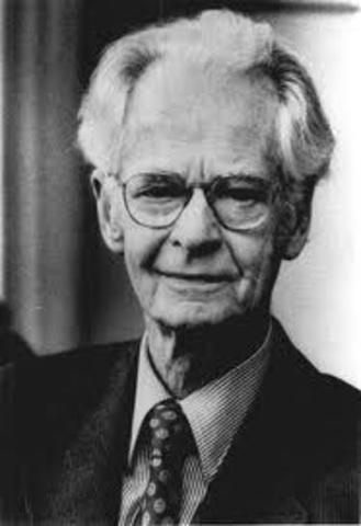 Burrhus Frederic Skinner (1904 - 1990)