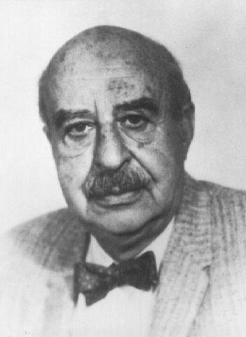Friedrich Salomon Perls (1893 - 1970)
