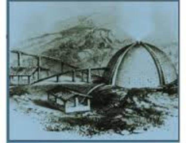 AÑO 1910. POZOS GEOTERMALES