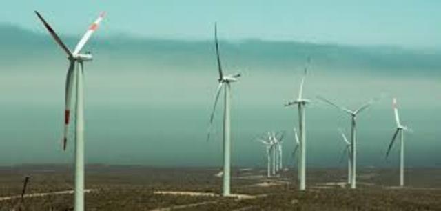 AÑO 2001. AUMENTO DE GENERACIÓN DE ENERGÍA EÓLICA.