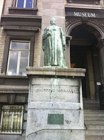 Friedrich Theodor Schwann (1810-1882),