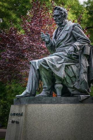 Jean Evangelista Purkinje (1787-1869)