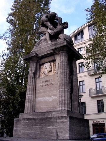 Rudolf Virchow (1821-1902)
