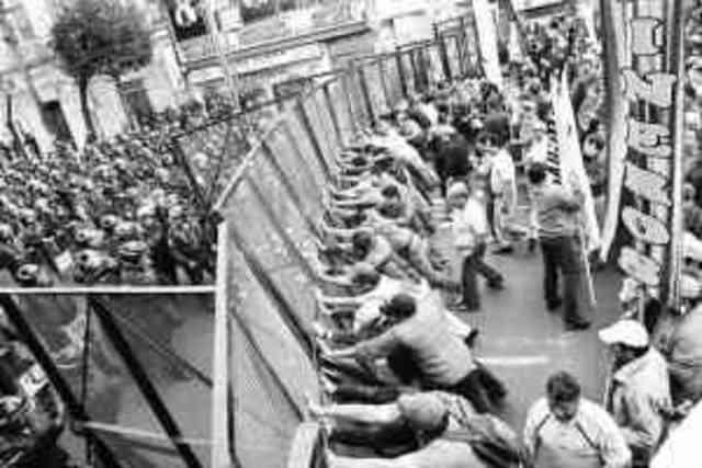 Huelga de Cananea.