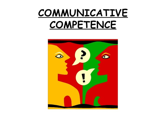 Hymes - Communicative Competence