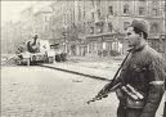 Hungarian Revolution Began