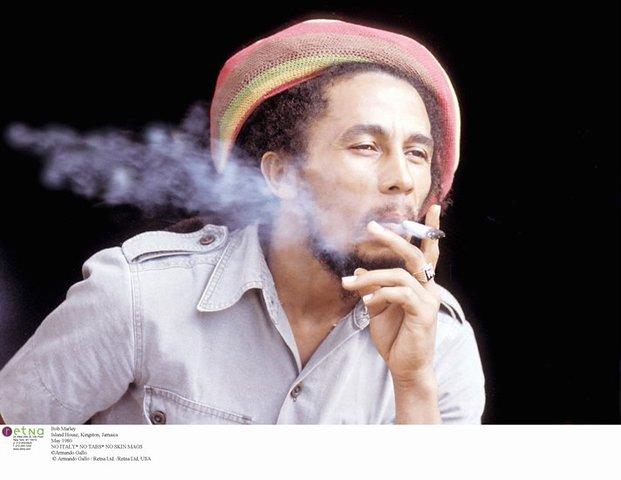Dead of Bob Marley :(