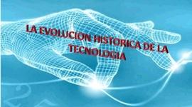Evolución histórica de las tecnologías timeline