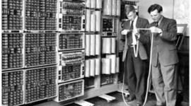 La Historia De La Computadora Y Computacion timeline
