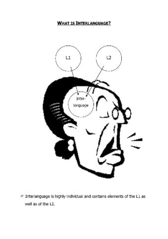 Language Acquisition Theories, Amy Royuk timeline