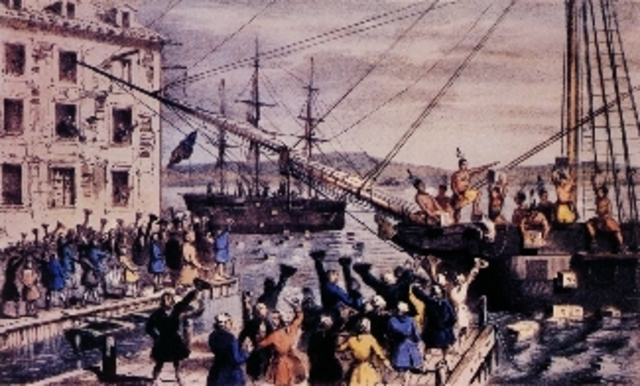 Boston Port Act