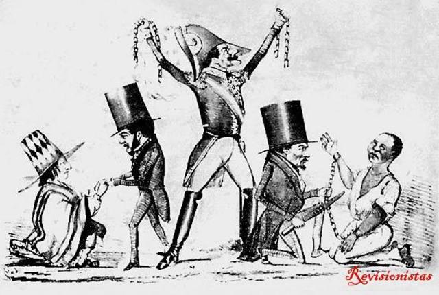 La abolición del tributo